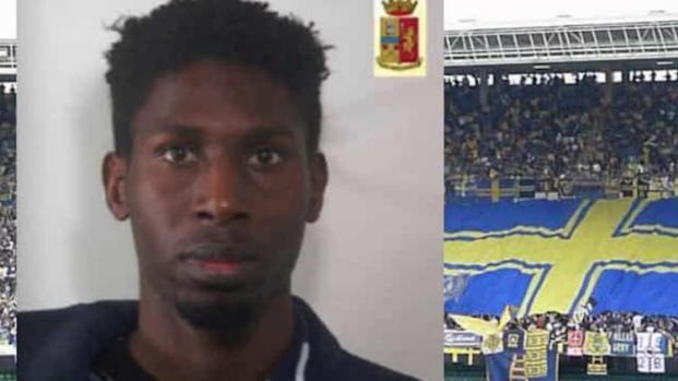 Verona, ex calciatore espulso per terrorismo