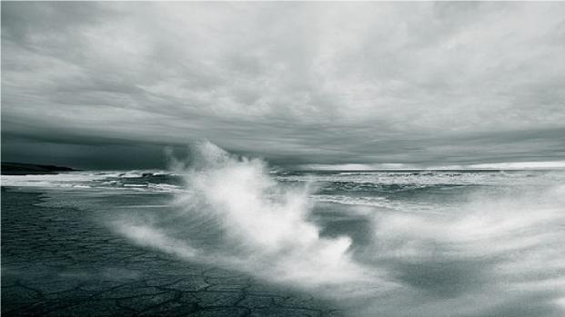 Sardegna, vento oltre i 100 chilometri orari e pioggia