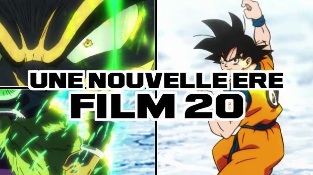 Dragon Ball Super Film 20: Premier teaser et nouveau Saiyan à l'aspect bestial ?