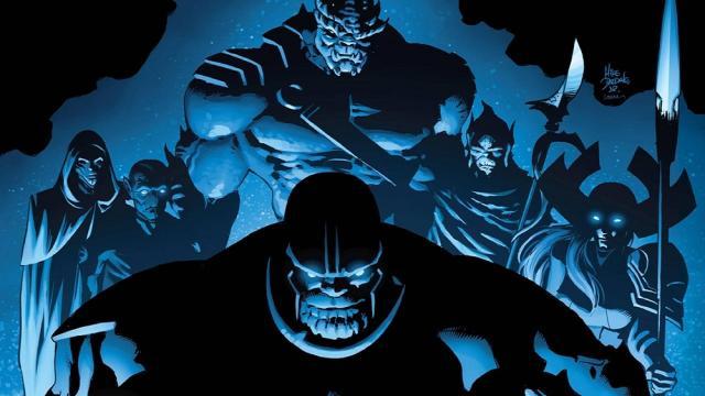 Marvel: Origen y detalles sobre la Orden negra