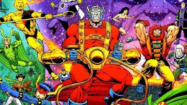 Los nuevos dioses de DC: Detalles y más sobre su origen