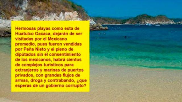 Vendidas más del 65% de las costas, islas, marinas de puertos y playas de México