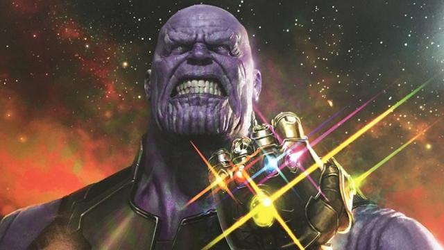 ¿Qué personajes se presentan al máximo en Avengers: Infinity War?