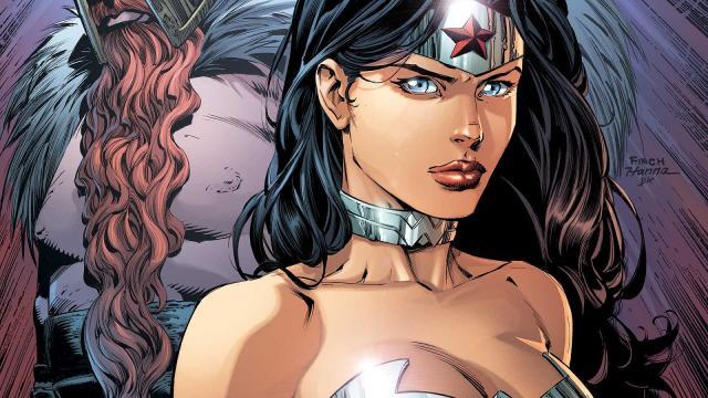 Earth One: Reimaginando la Edad de Oro en Wonder Woman