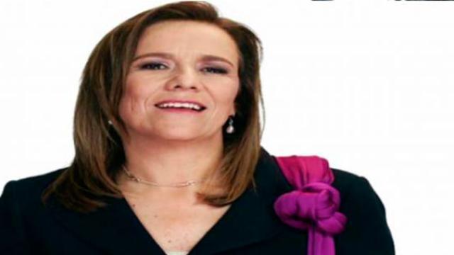 Margarita Zavala, única candidata independiente: INE