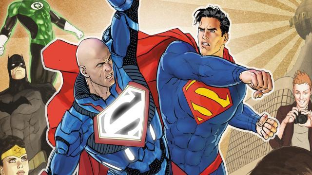 Camino al # 1000: ¿Quién es Luthor?
