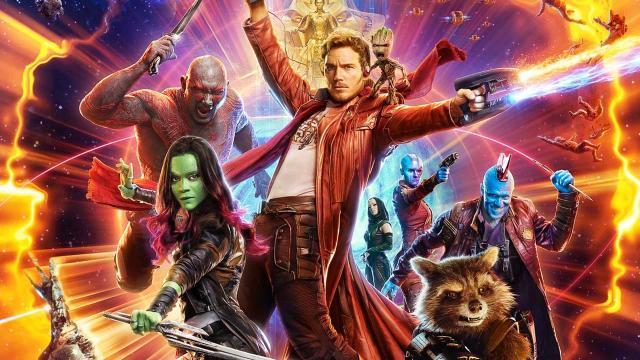 El trailer de 'Infinity War' trae 'Guardianes de la Galaxia'