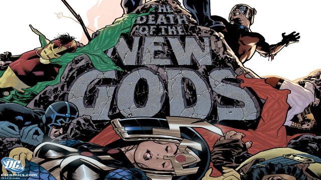 Los nuevos dioses: ¿quienes son los personajes de DC?