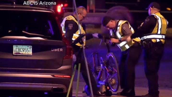 First fatal accident of pedestrian involving self-driving Uber car