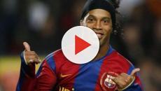 La ex estrella del Barça y del PSG, Ronaldinho entra en la política