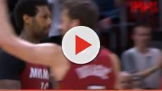 James Johnson makes Miami Heat history