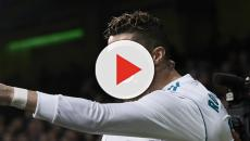 Cristiano Ronaldo é alvo de bomba por Scolari