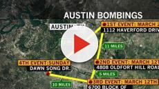 Vídeo: Se reporta un bombardero en serie suelto en Austin, Texas