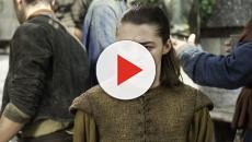 VÍDEO: Arya estaría enojada porque Jon se puso del lado de Cersei