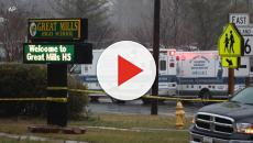 Puppy love gone wrong? Gunman killed in Maryland school shooting