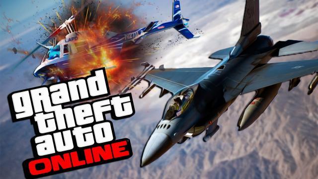 ¡GTA Online actualizado con toneladas de contenido nuevo!