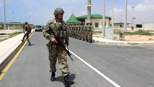Ejército turco y aliados sirios capturan la ciudad de Afrin