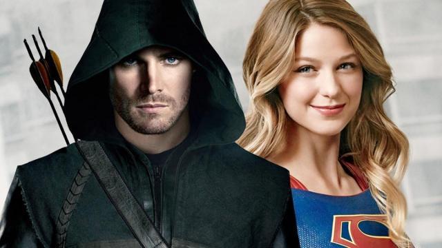 Supergirl / Arrow: el lado oscuro del heroísmo