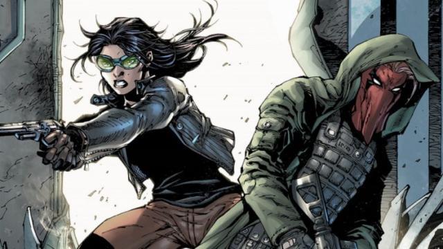Reseñas de DC : Avance de The Wild Storm
