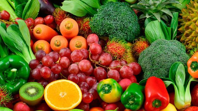 10 alimentos con alto contenido de fibra
