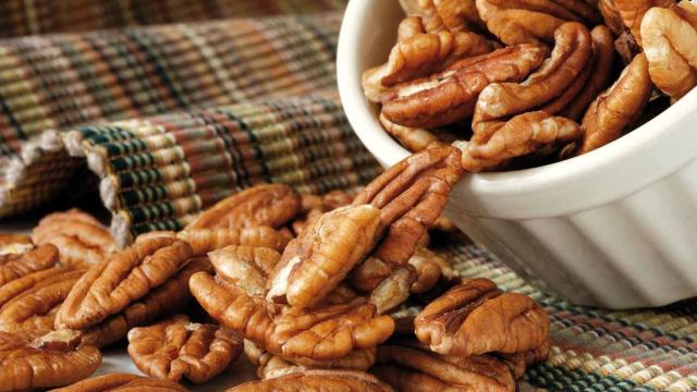 ¿Por que somos tan locos acerca de comer nueces?