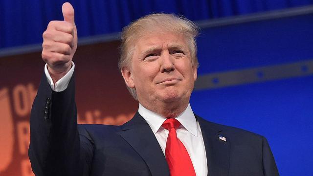 Publicaciones 'vergonzosas' de retratos de Donald Trump