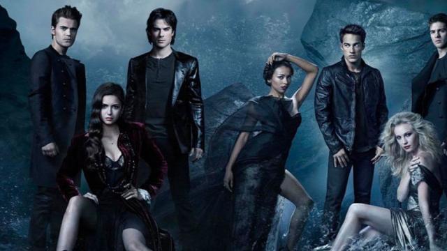 El universo de Vampire Diaries