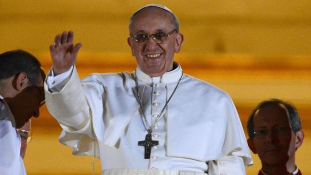 El pontificado de Bergoglio celebran los cinco años