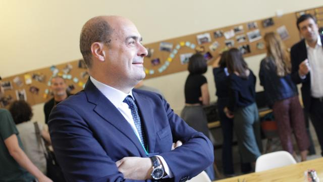 Región de Lazio: hay un plan para derrocar a Nicola Zingaretti