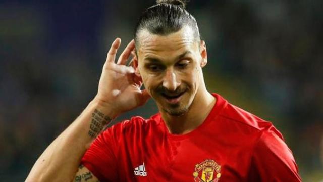 Premier League: Zlatan Ibrahimovic en problemas y será investigado