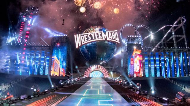 Wrestlemania 34: las reuniones programadas para el 20 de marzo