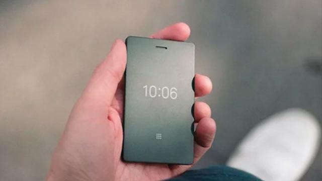 Light Phone 2: Un teléfono que ayudará a las personas a volver al mundo real