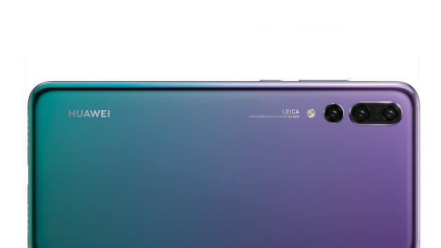 Huawei P20: aquí están los precios oficiales