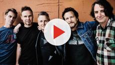 Durante apresentação, Pearl Jam critica violência no Rio de Janeiro