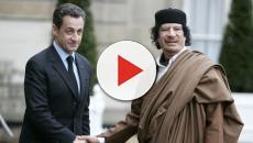 Sarkozy è accusato di aver ricevuto finanziamenti dalla libia a scopi elettorali