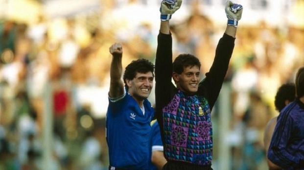 Italia-Argentina, Sergio Goycochea: il para-rigori che spezzò il sogno azzurro