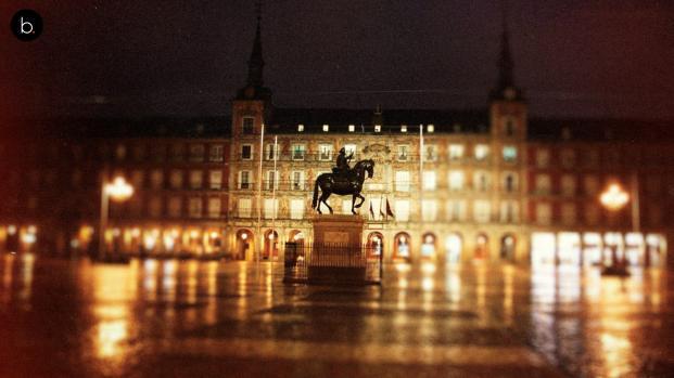 El fantasma del ejecutado que vaga por la Plaza Mayor de Madrid