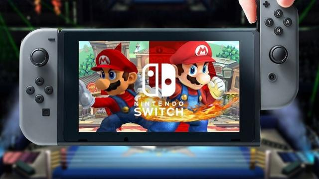 'Super Smash Bros' de Nintendo Switch puede salir pronto