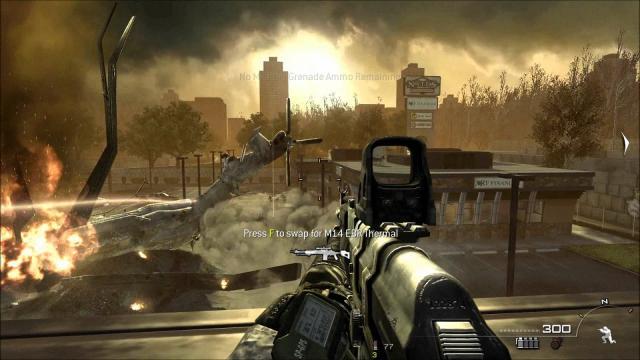 Call Of Duty: MW 2 Remaster informó que en las obras, no tendrá multijugador