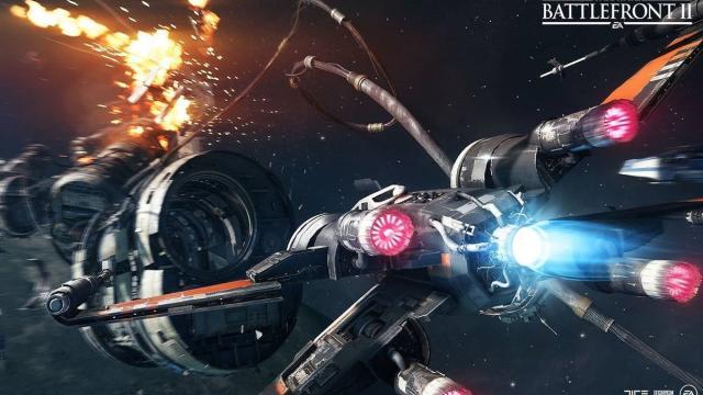 Actualización de Star Wars Battlefront 2 ahora con progresión renovada