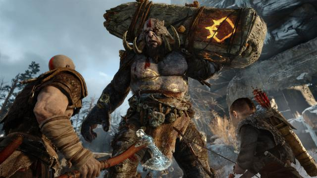 'God of War' sorprende en sus primeras tres horas