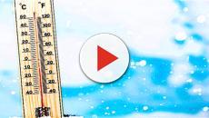 Salento nel freddo, temperature crollate: arriva il picco massimo con temporali