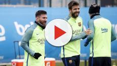 Piqué faz revelação bombástica sobre Messi