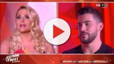 TPMP : Kelly Vedovelli met un vent à Anthony Matéo !