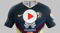 Filtran los uniformes de Local y Visitante del América para la temporada 18/19