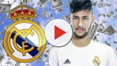 Mercato: L'incroyable réunion Neymar - Real Madrid!