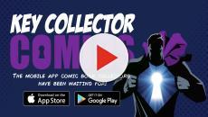 La aplicación Key Comics Collecting agrega nuevas características