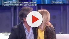 'Uomini e donne' Gemma Galgani e Giorgio Manetti nei guai