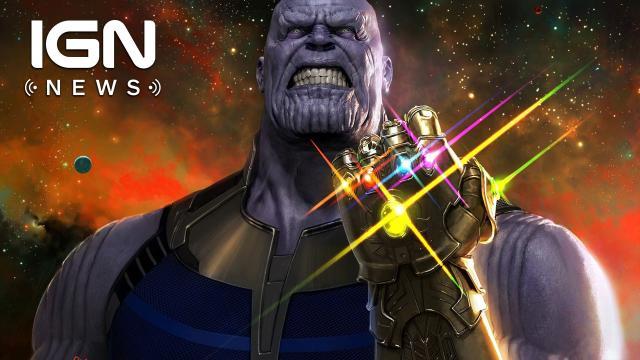 Thanos tiene todas las piedras infinitas en New Empire Cover