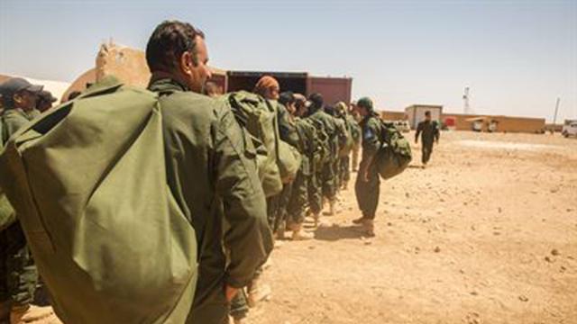 Después Siete años , Siria todavía sufre